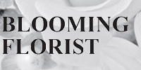 Blooming Florist Logo