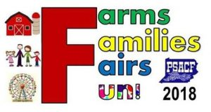 Farm, Families, Fairs, Fun!