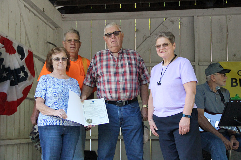 2019 Friend of the Fair: Jim and Anita Chase